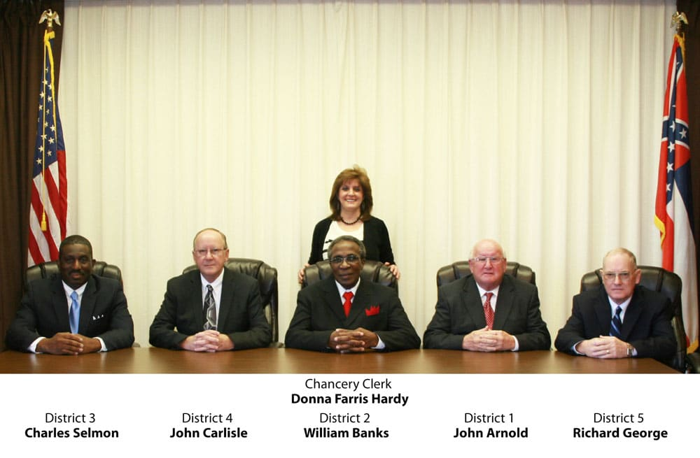 Warren County Mississippi Board of Supervisors
