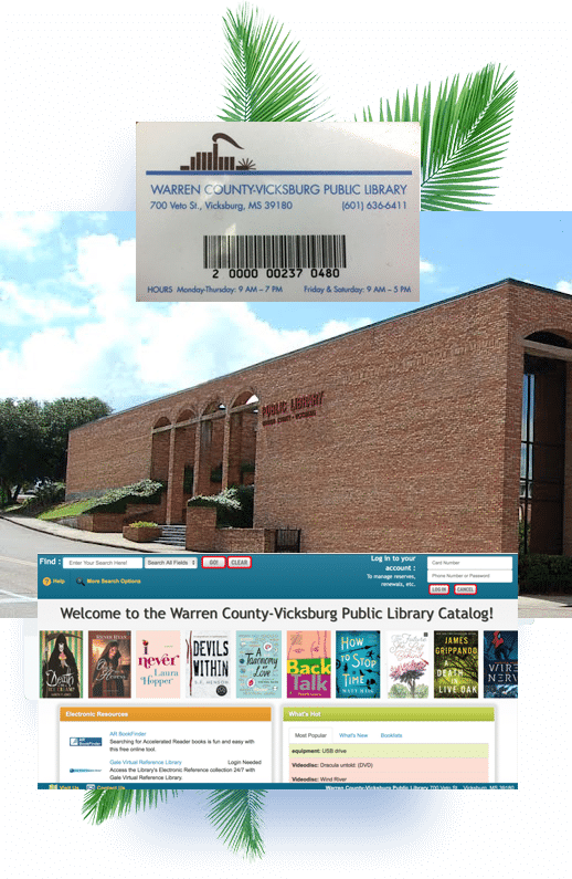 Vicksburg Warren County Library